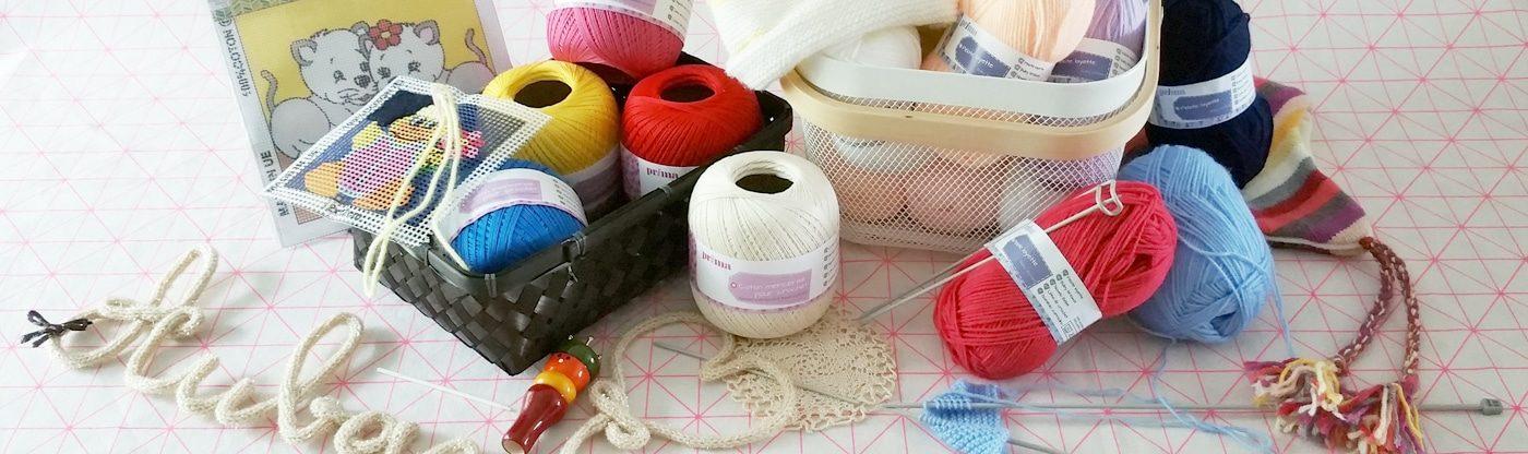 Accessoires de tricot pas cher